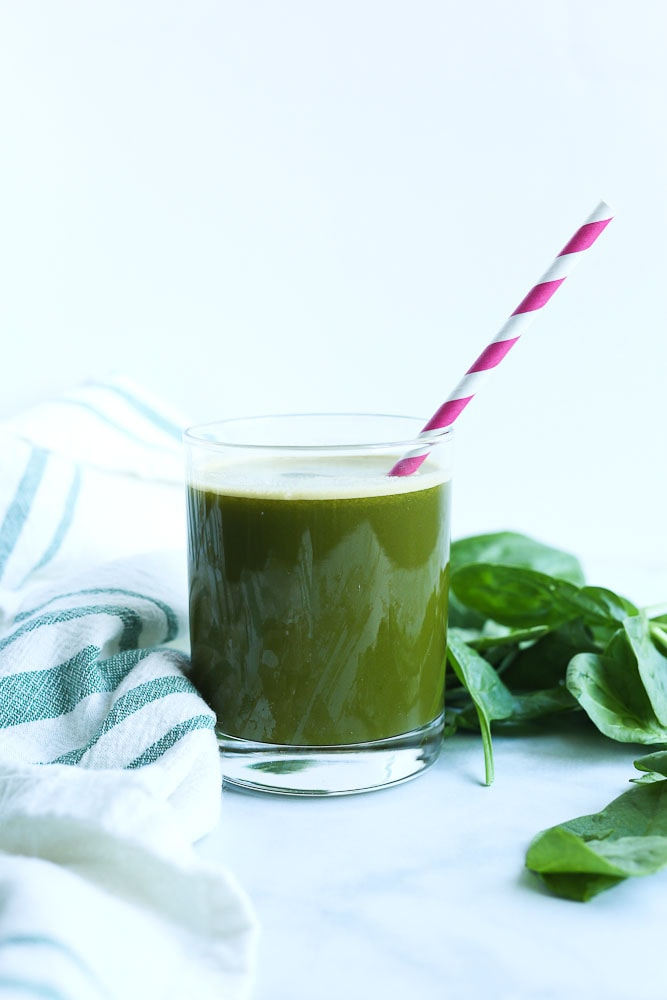 Sweet Green Juice Recipe (That Even The Kids Will Drink