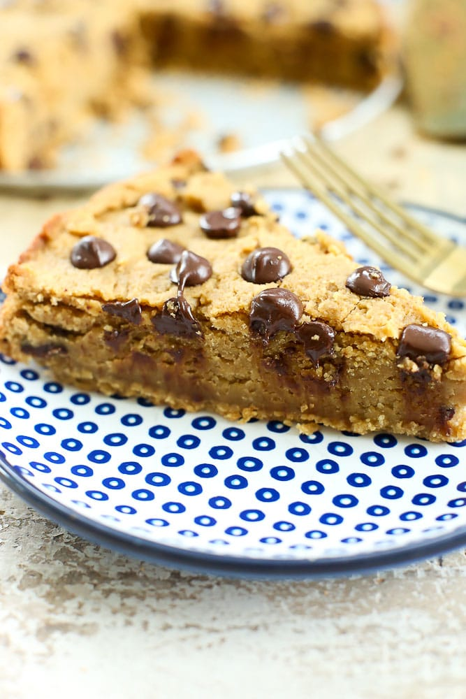 Peanut Butter Chocolate Chip Pie Recipe