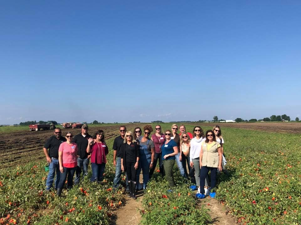 Are canned foods nutritious? Farm to Can tour