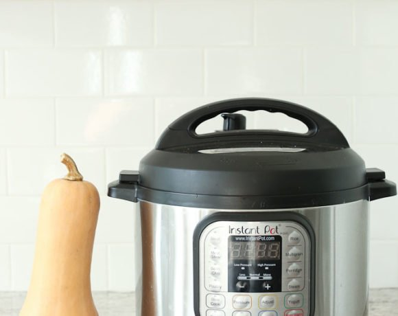 How to Cook Butternut Squash in the Instant Pot