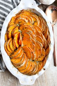 Sweet Potato Tian Recipe