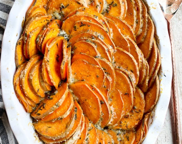 Sweet Potato Tian Recipe
