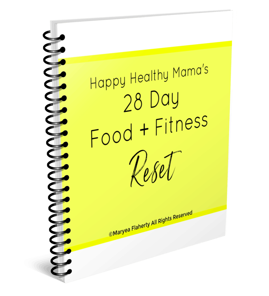 28 Day Food + Fitness Reset