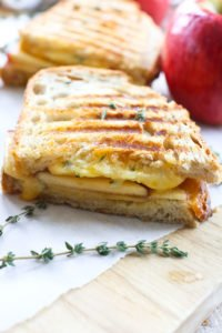 The BEST Apple Panini Recipe