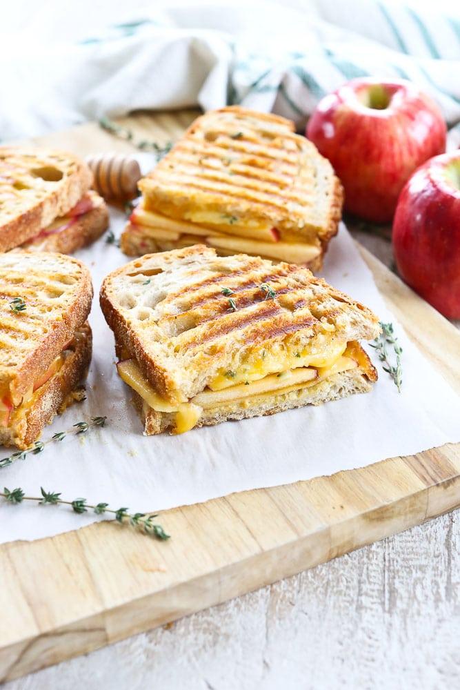 Apple Panini recipe