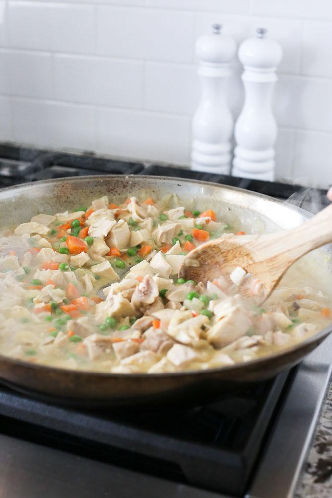 Non Dairy Chicken Pot Pie Recipe Christina Adams Blog