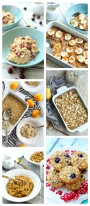Best Oatmeal Recipes on the Internet