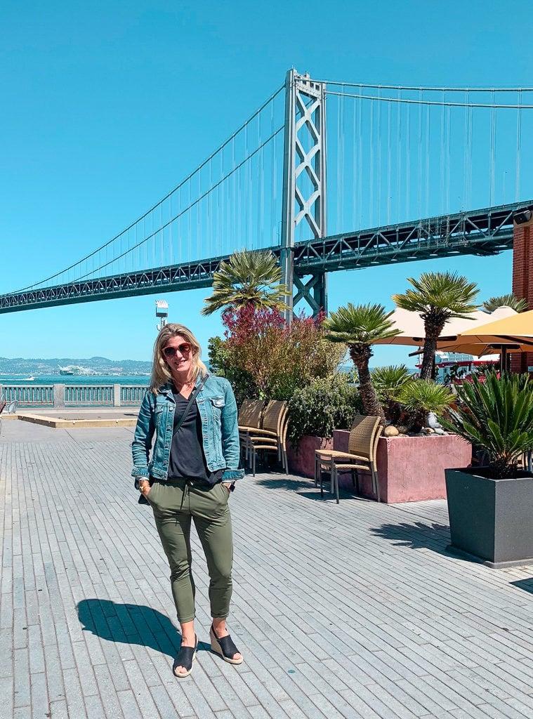 Bay Bridge in San Fransisco